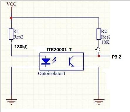 光耦的原理图_开关电源的光耦输出电路原理图