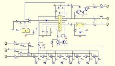 48v电动车控制器电路图