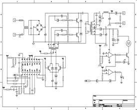 36v电动车充电器电路图多功能沙发图纸图片