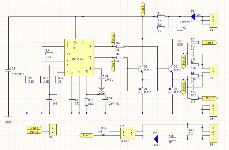 ka3525a电路图