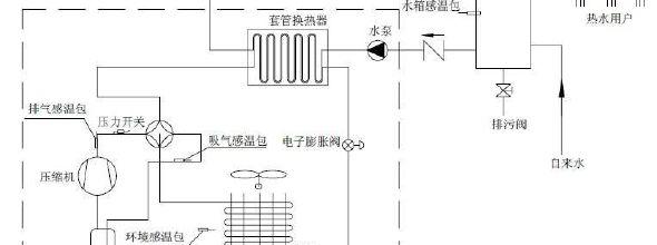 格力小金豆空调电路图