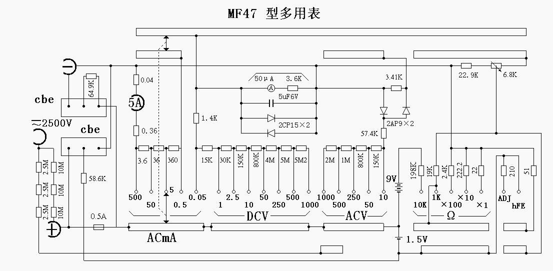 电路 电路图 电子 户型 户型图 平面图 原理图 1106_542