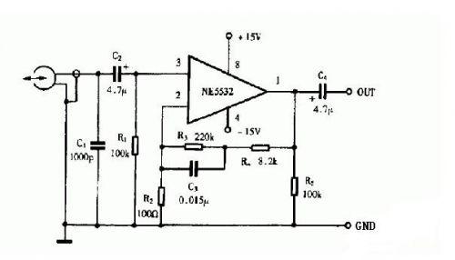 ne5532放大电路图