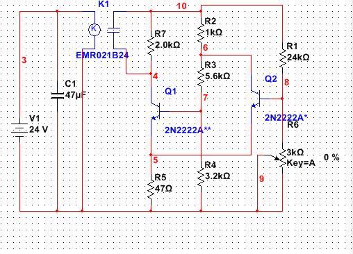 电路 电路图 电子 户型 户型图 平面图 原理图 508_366